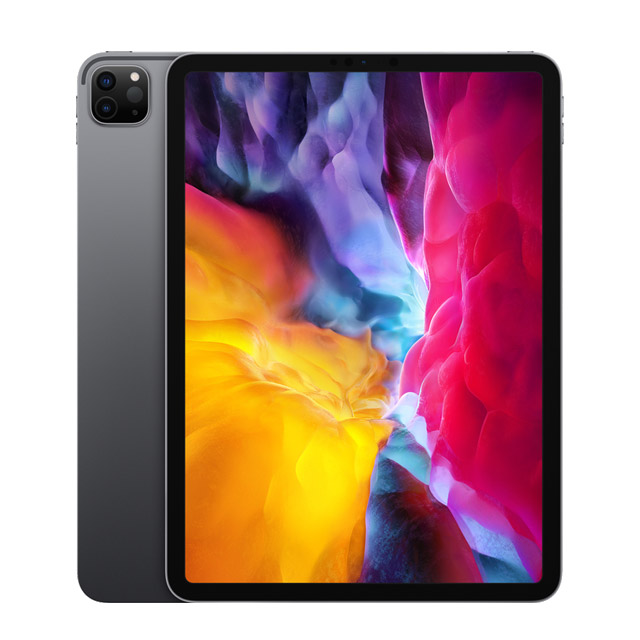2020 iPad Pro 11吋 1TB WiFi 太空灰 + SwitchEasy 殼貼