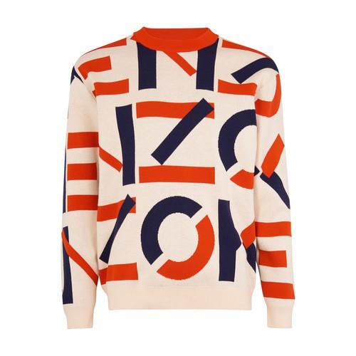 Monogram sweater