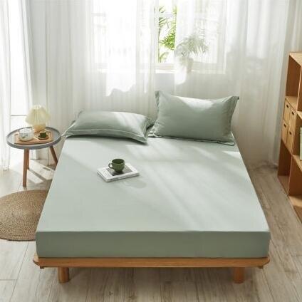 床罩 床笠單件床罩防滑固定水洗棉床笠1.8m席夢思夾棉床墊防塵保護套