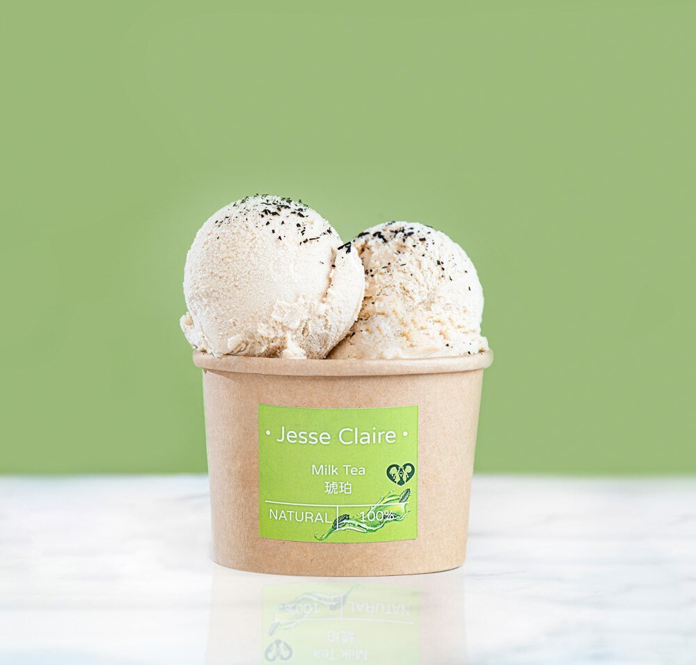 Jesse Claire 天使屋手工冰淇淋 茶類琥珀口味 1105g