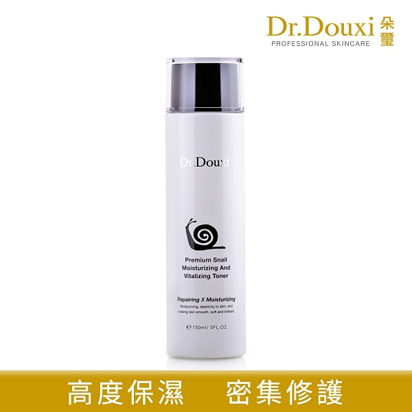 【Dr.Douxi 朵璽旗艦店】頂級柔潤蝸牛活膚露 150ml