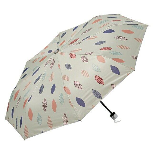 Miine 漾彩晴雨兩用短傘【顏色隨機出貨】