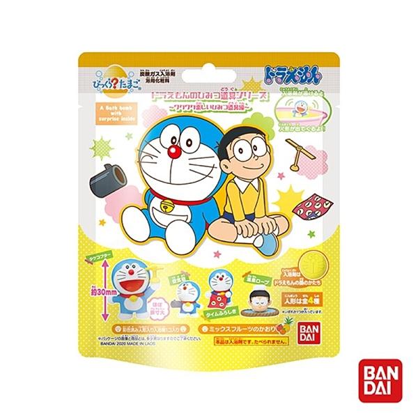 日本Bandai 哆啦A夢秘密道具入浴球Ⅲ入浴球/泡澡球 (4549660525837) 144元