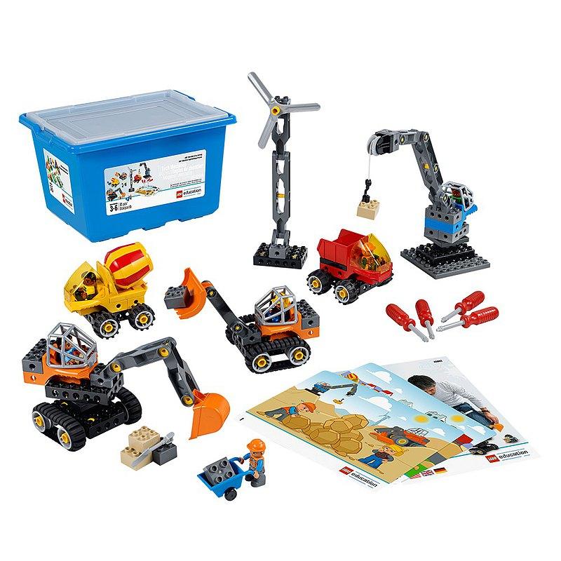 LEGO Education 工程機具組-45002