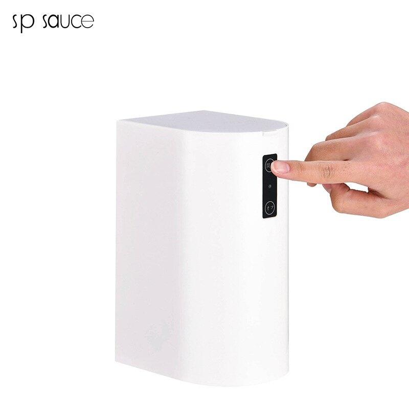 新品桌面智能感應式垃圾桶可充電垃圾桶
