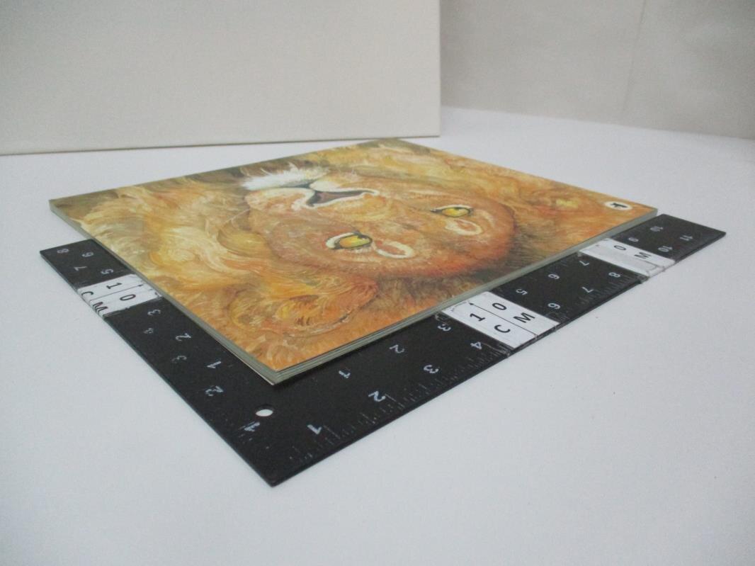 【書寶二手書T6/少年童書_DQQ】The Lion and the Mouse_Jerry Pinkney