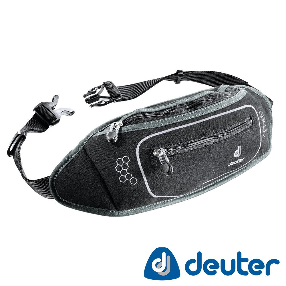 【德國deuter】Neo Belt II腰包(39050黑/安全輕量貼身/休閒旅遊防盜/鑰匙手機隨身物品)