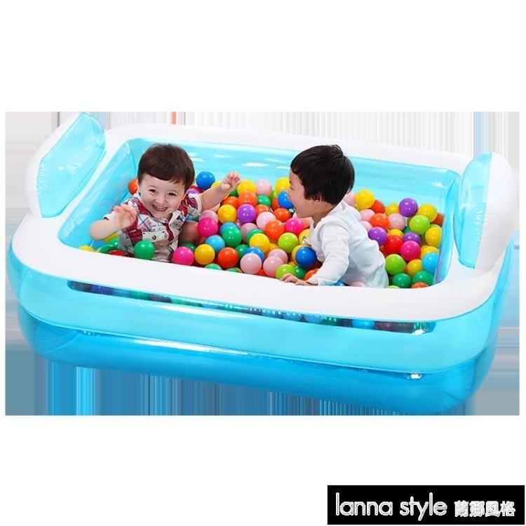 兒童充氣家庭游泳池嬰幼兒戲水池成人浴
