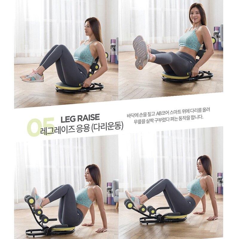 多功能健腹器懶人收腹機仰臥起坐輔助美腰機健身器家用