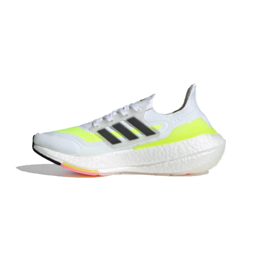 ADIDAS ULTRABOOST 21 W 女跑步鞋 FY0401 白