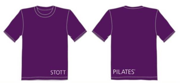 STOTTPPILATES認證衣(紫)