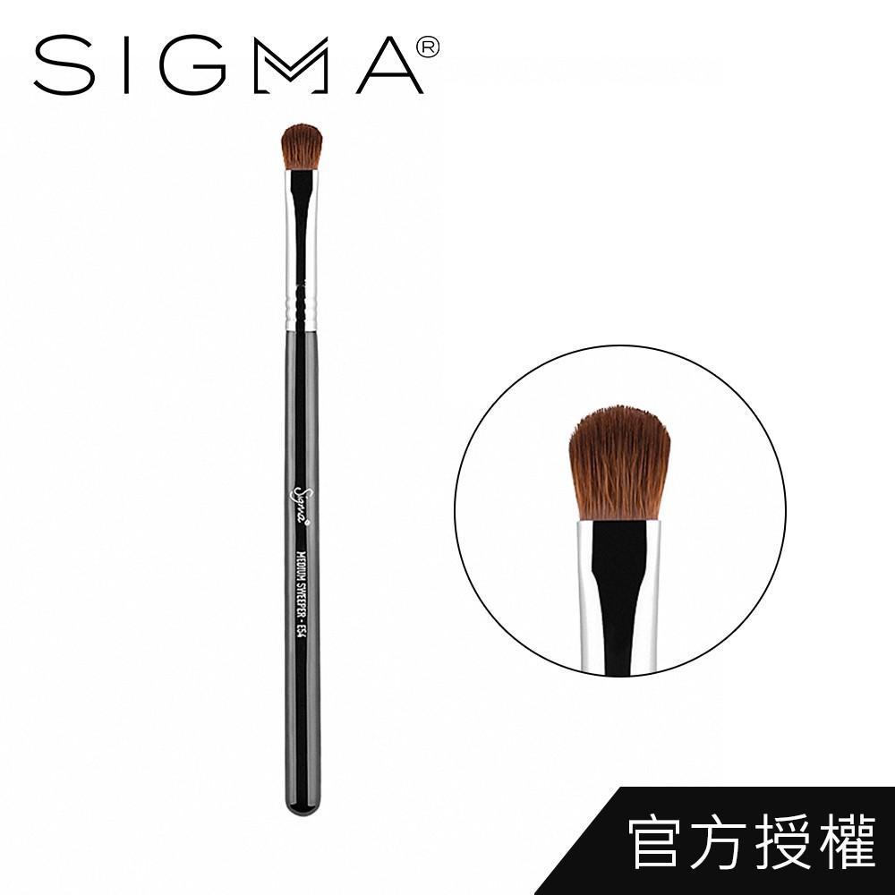 Sigma E54 中型基礎眼影刷 公司貨 Medium Sweeper 眼影 鋪色 修容刷 暈染 - WBK SHOP