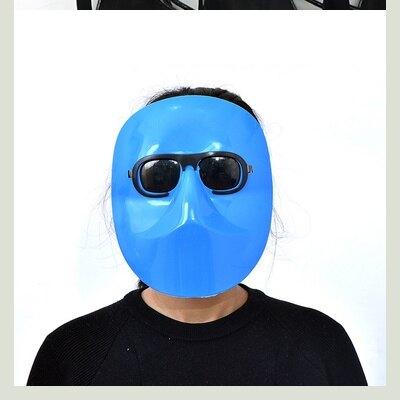 電焊面罩 電焊面卓面照罩臉電焊防護用品裝備 臉部面部焊工用具烤臉部全臉4『XY16079』