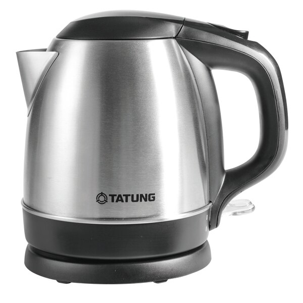【TATUNG 大同】不鏽鋼電茶壺 (TEK-1219S)|大同 電茶壺 快煮壺 電水壺 電熱水壺