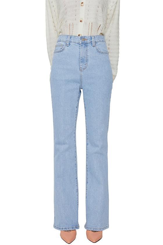韓國空運 - Ray Flared jeans 牛仔褲