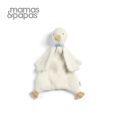 Mamas & Papas 柯爾鴨呱呱-黃(安撫巾)