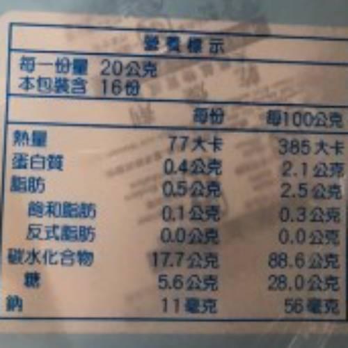 旺旺 旺仔小饅頭原味(320g) [大買家]
