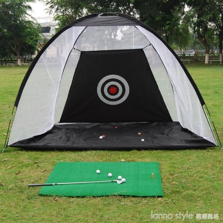 室內高爾夫球練習網 打擊籠 切桿揮桿練