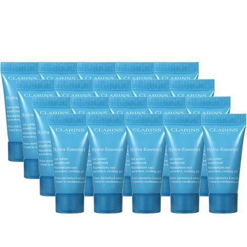 CLARINS 克蘭詩 水潤奇肌涼感保濕凝凍(5ml)x20【VT薇拉寶盒】