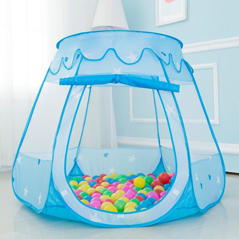 兒童帳篷游戲屋室內玩具女孩男孩小城堡寶寶家用公主房子