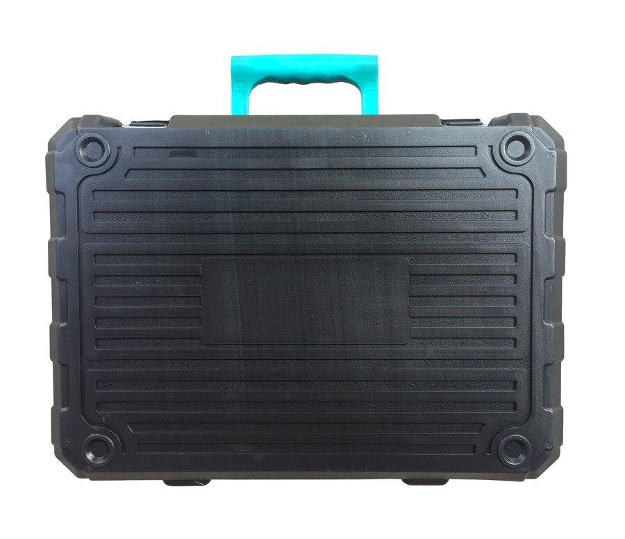 13mm沖擊電鉆王者電鉆套裝五金工具箱 手動工具組合組套廠家直銷