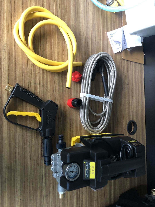 家用高壓洗車機 220v水泵槍 全自動洗車神器便攜式水槍清洗機