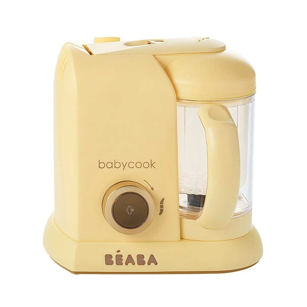 奇哥 BEABA 四合一副食品調理機(多色)