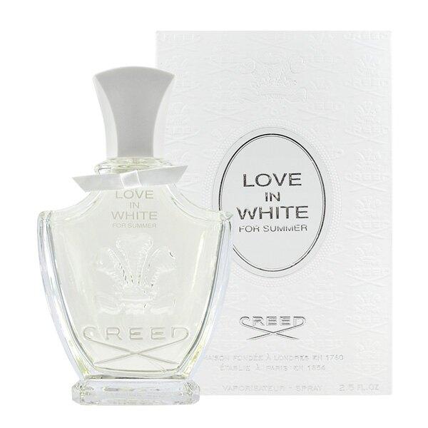Creed 克蕾德 暮光-夏日 女性淡香精 75ml Love in White For Summer EDP - WBK SHOP