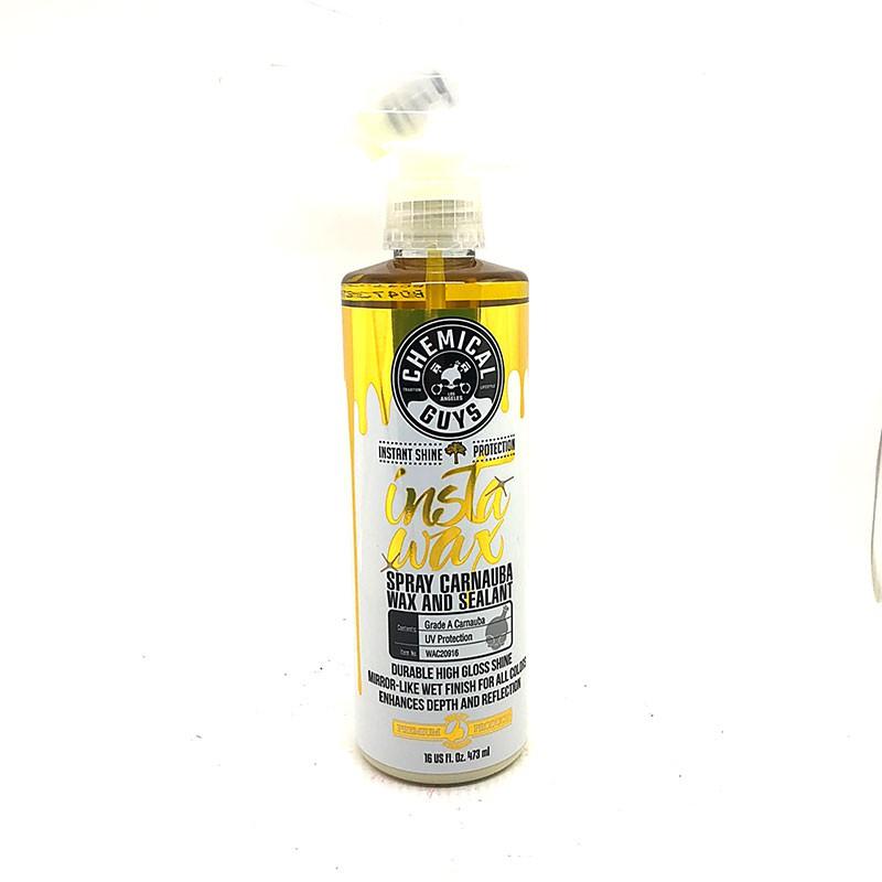 美國 Chemical Guys Instawax Liquid Spray 16oz 化學男人幫棕櫚噴霧封體 好蠟