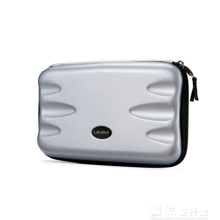 CD收納義大利UMMcd盒碟包收納盒家用車載大容量cd包碟片光盤包防水抗壓 獨家流行館