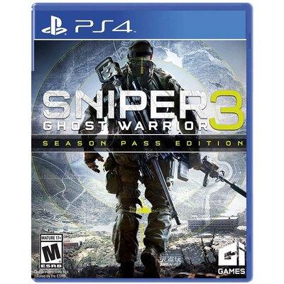 美琪PS4 遊戲 狙擊手3 幽靈戰士3 狙神3 SNIPER 3 英文中文