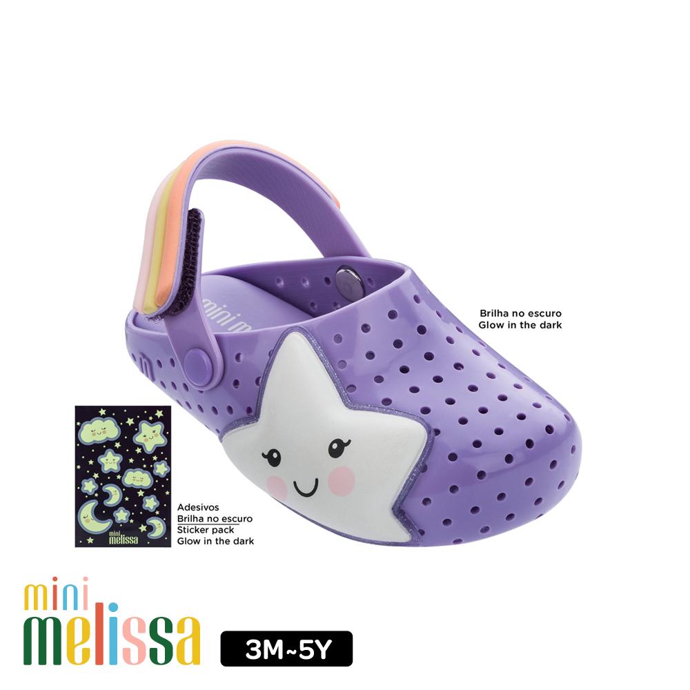 【Baby】  晚安好夢系列布希鞋 紫 (MB30-32767 90)
