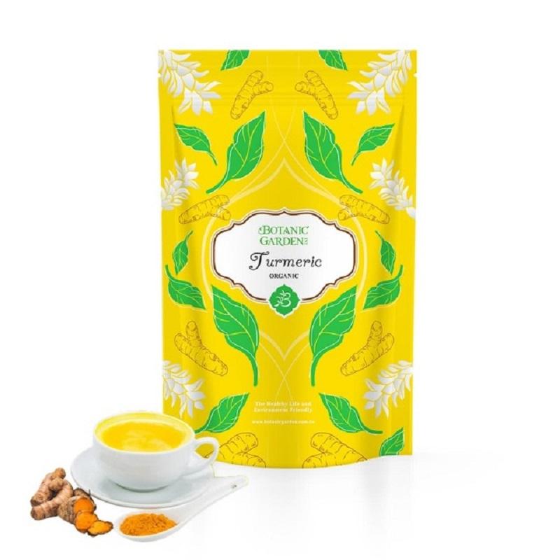 [寶草園] 印度薑黃粉 (100g/袋) (全素)