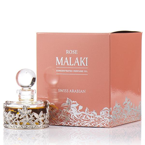 SWISS ARABIAN 瑞士-阿拉伯 Rose Malaki 玫瑰陛下 香水油30ml