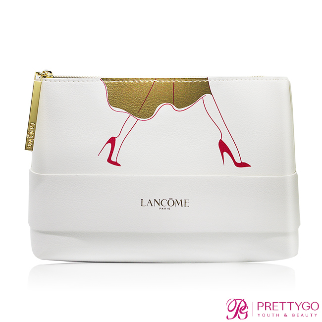 LANCOME 蘭蔻 21絕對完美化妝包(20X6X13cm)【美麗購】