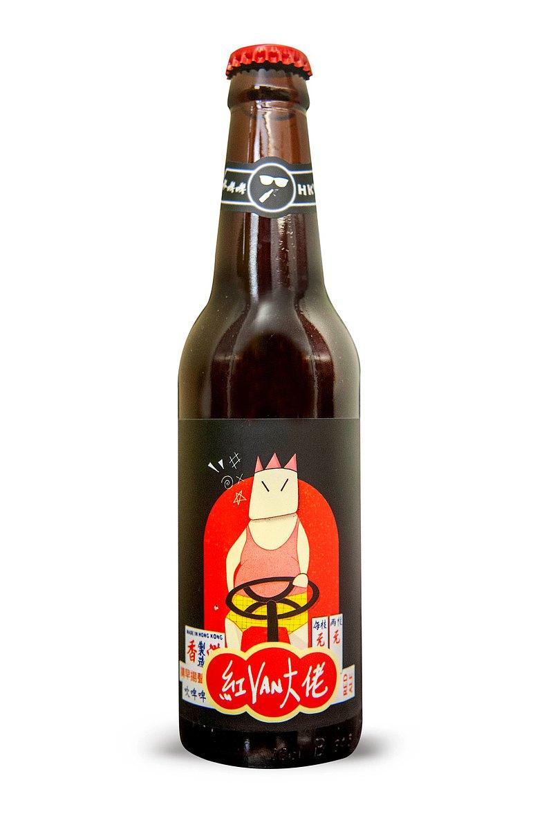 吹啤啤 紅van大佬 Red Ale 5.5%