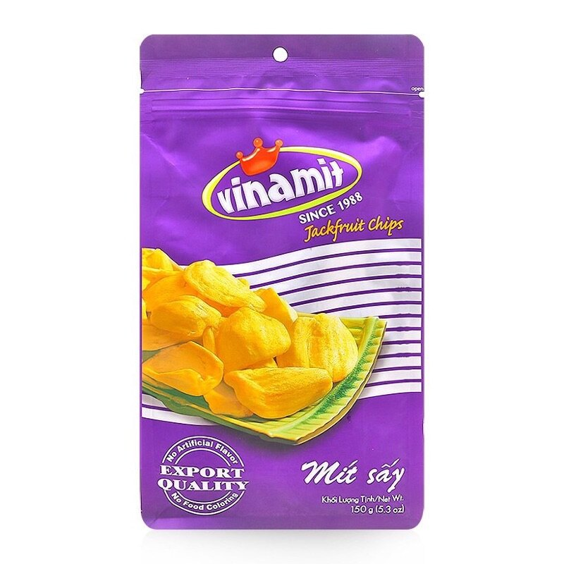 【豐食堂】越南 VINAMIT Jackfruit Chips 波蘿蜜乾 210g