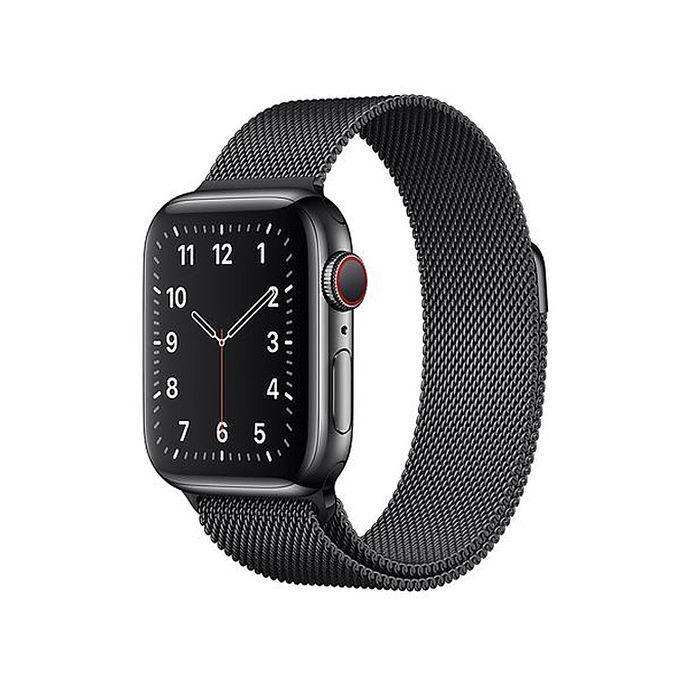 APPLE WATCH 5/4/3/2/1 42-44mm 米蘭尼斯磁吸式替換手環錶帶古銅金
