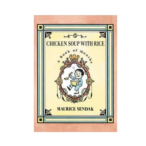 Chicken Soup with Rice: A Book of Months eslite誠品