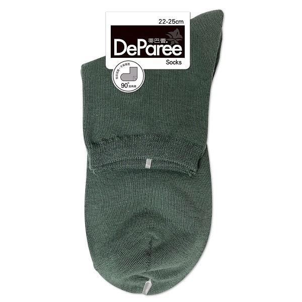 蒂巴蕾SOCKS-直角襪22085深墨綠【康是美】