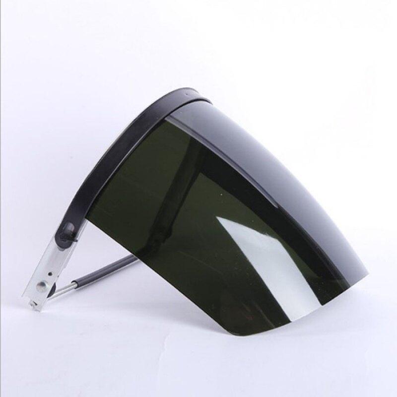 電焊面罩 電焊面卓面照罩臉電焊防護用品裝備 臉部面部焊工用具烤臉部全臉3『XY16077』