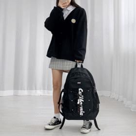 韓國空運 - Smiley Overfit Cardigan 針織外套