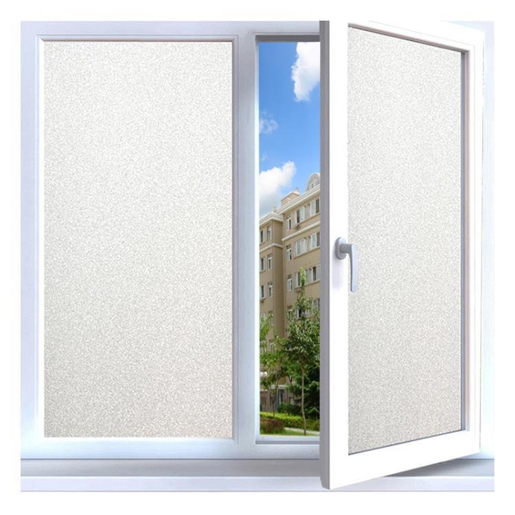 帶膠磨砂玻璃貼紙衛生間玻璃貼膜窗戶浴室透光不透明辦公室玻璃紙