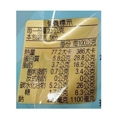 原味巡禮 老滷豆干-100g/包(香Q豆絲) [大買家]
