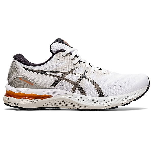 ASICS GEL-NIMBUS 23 男鞋 慢跑 緩震 透氣 輕量 白【運動世界】1011B004-100