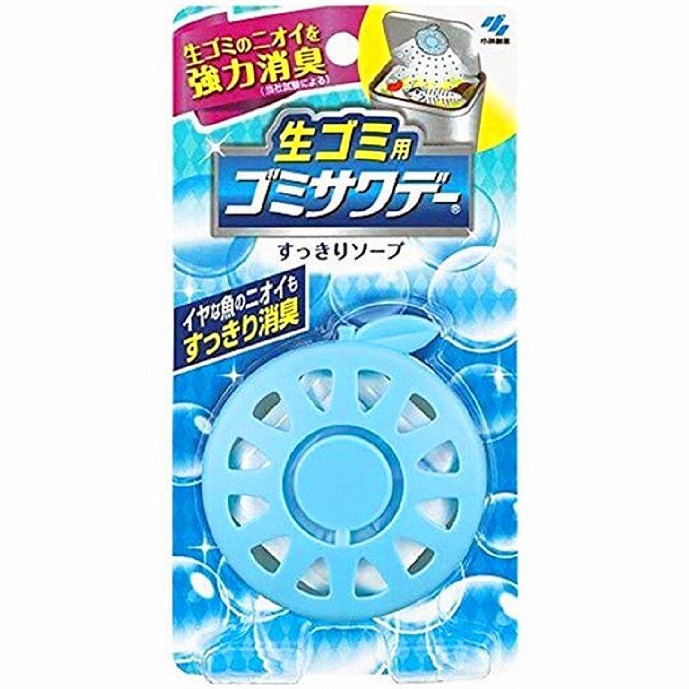 日本【小林製藥】 垃圾桶除臭貼-皂香2.7ml