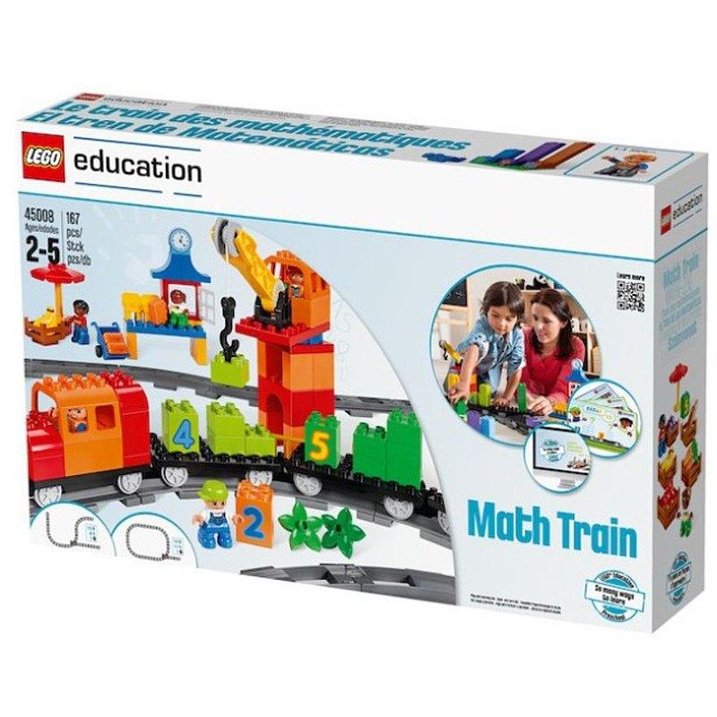 LEGO Education 算數火車組-45008