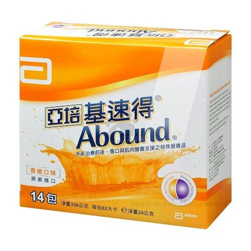 亞培 基速得 三合一胺基酸營養品 24g*14包/盒 (1盒)