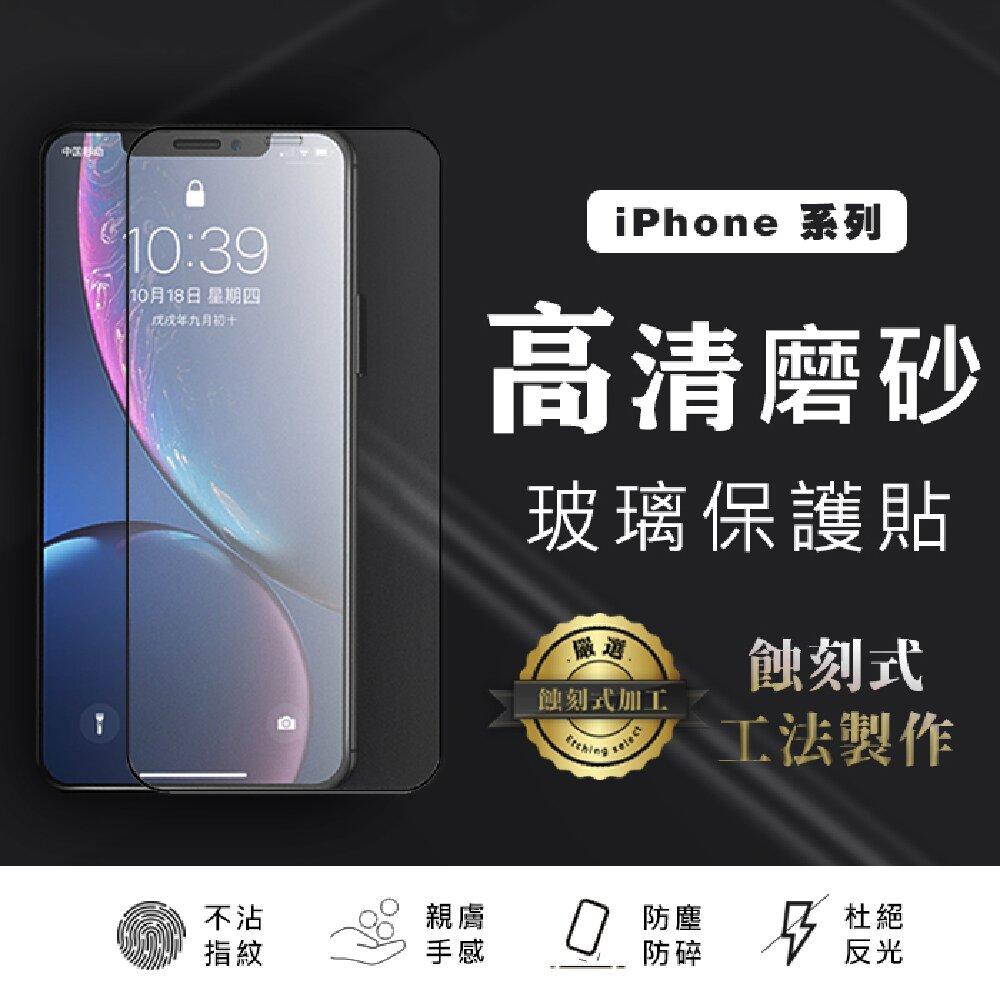 【Octopus 24H】喆安電競 Apple iPhone 12 Pro Max 磨砂高清霧面螢幕保護貼 玻璃貼