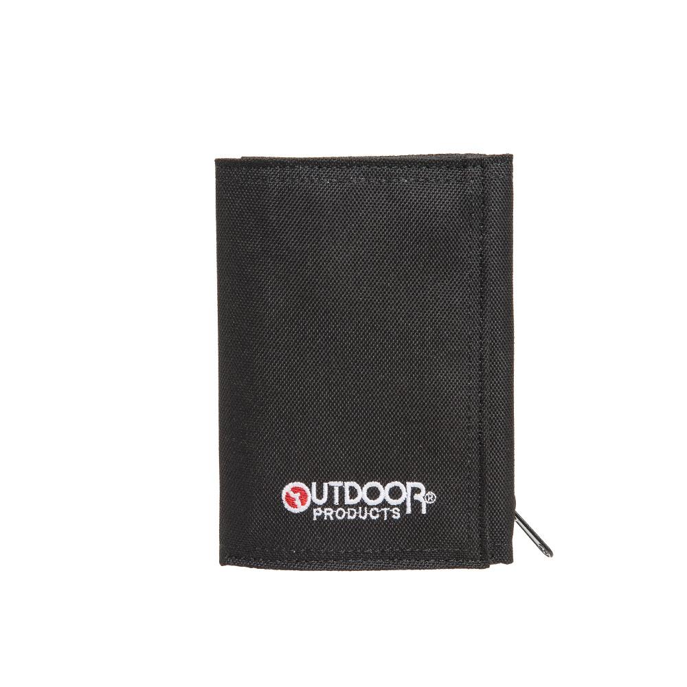 【OUTDOOR】Pokemon聯名款訓練家系列三折短夾-黑色 ODGO20C10BK